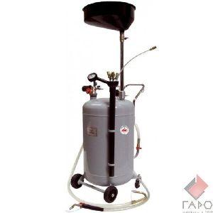 Установка для откачки масла пневматическая ACAP 1832.80