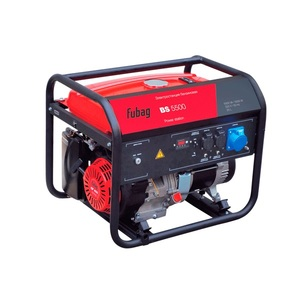 Генератор бензиновый FUBAG BS5500