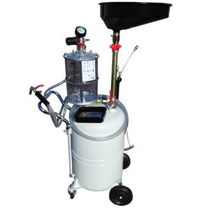 Установка для слива и откачки масла с щупами и предкамерой HPMM 657080